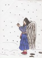 Navajo Angel:::My Grandma::: by NinjaAngel10