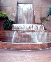 Water Fall Fountain by cookiebaby722