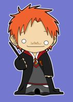 chibi ron by kittypretzels15