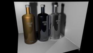 Absolut 1 by 22spoons