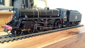 Hornby BR Standard 4MT Class by Crystal-Eclair