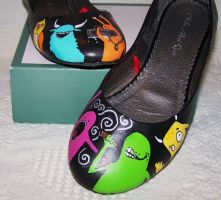 Random Shoes by ChumpShoes