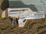pulse rifle on going project by faustus70