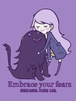 Embrace Your Fears by ennemme