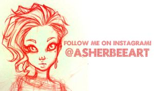 Follow Me! by Asher-Bee