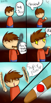 Jose y sus porritos - pg 1 by TailTehEeveelution