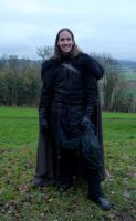 Game of Thrones Night's Watch Costume by ThorinXV
