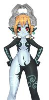 Midna R2 by ManiacPaint