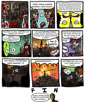 Vegan Zombies by Koolaid-Girl
