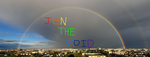 JEN THE VOID: Rainbow by Samjoos