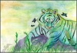 Edwin - The Emerald Tiger by Embrymandre