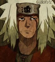 Jiraiya by naturesgirl