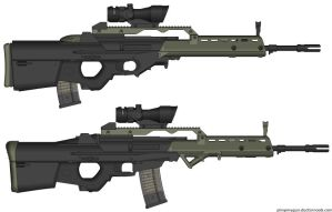 F2000 Mashup Set 3 - G36 Comp. by Lord-Malachi