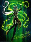 Switching Sides Contest -StarHealer- Thundercat by Lucithea