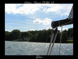 Sailing - Essence Of Life 3 by Tjeiken