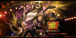 guitar hero by cliffbuck