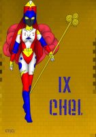 Ix Chel Bio- Contest Entry by MuseWhimsy