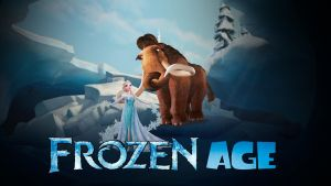 Project for queenElsafan2015 (Frozen Age) by ZapTeaM