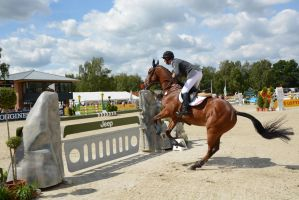 3DE Luhmuehlen Show Jumping Lift Off Series 07 by LuDa-Stock