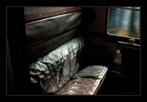By Train by ZoneGrafix