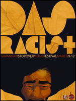 Das Racist Poster Revisit by cheeny