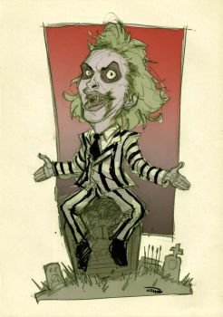 Beetlejuice by DenisM79
