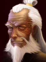 Old Man Zuzu by vagrant-angel