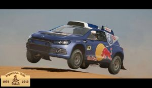 SCIROCCO DAKAR 2010 by ROOF01
