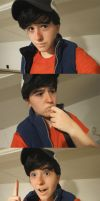 Dipper Pines Cosplay Test by NeoCaptain