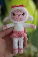 Lambie from Doc McStuffins Amigurumi Doll by Npantz22