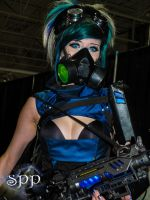 Azure Fatality by SkyPandaPhotography
