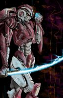 Arcee: Speed Draw by zhenderson