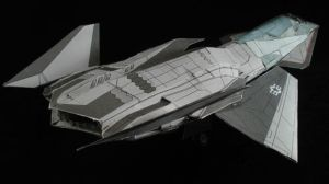 Stealth Talon papercraft bk by ARMORMAN