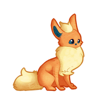 Flareon by TlKl