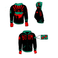 Killjoy Jacket by spiralstatic13