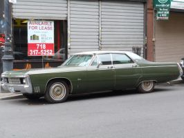 1971 Chrysler Imperial by Brooklyn47