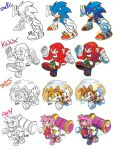Inks-to-Colors Sonic Boom by herms85