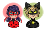 Miraculous by Crazyfox346