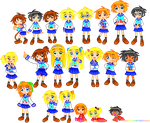 EUROPE CHILDREN REMASTERISED by HOBYMIITHETACTICIAN
