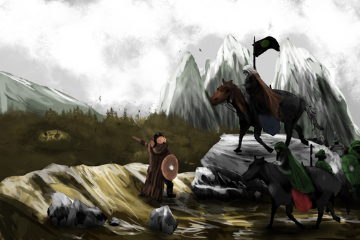 Bannerlord Fan Art - Conquer by Belendor