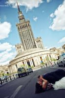 Warsaw by PhotoYoung