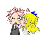 Natsu and Lucy by Ami-chan1998