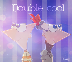 Double cool by Lelka-Philka