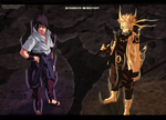 We will defeat you together ! Naruto #673 by JoeZart63