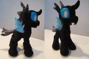 changeling again by mylittlezombie