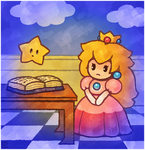 Paper Mario 64: I Hope She Likes Me... by Louivi