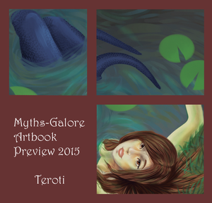 Myths-Galore Artbook Preview
