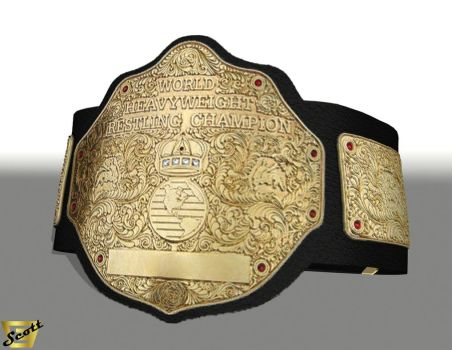 The World Heavyweight Championship by ImfamousE