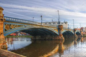 Trent Bridge by teslaextreme