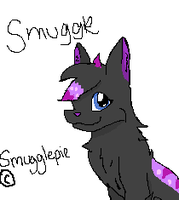 Smuggle (MS paint practice) by Perry--Agent